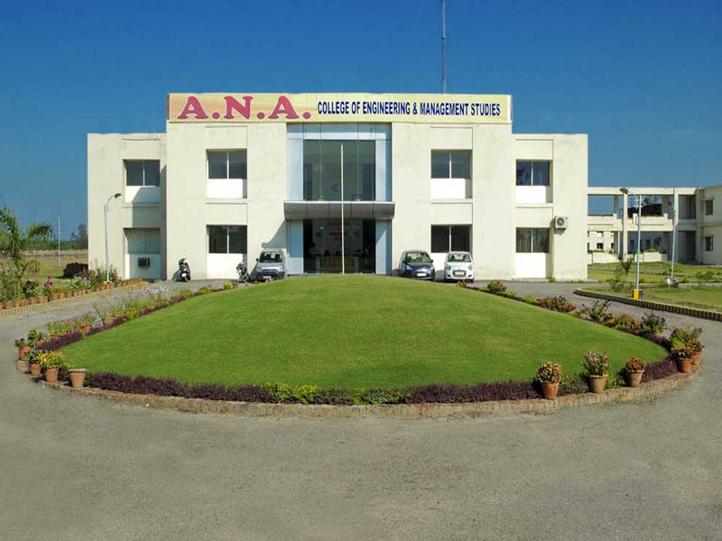 ANA College of Engineering & Management - [ANA], Bareilly