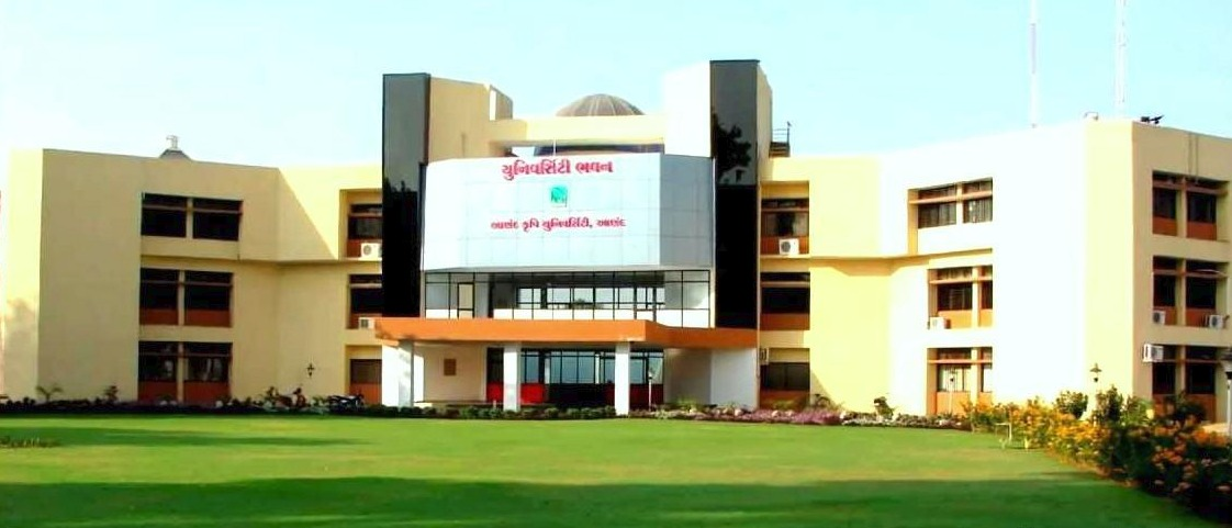 Anand Agricultural University - [AAU], Anand