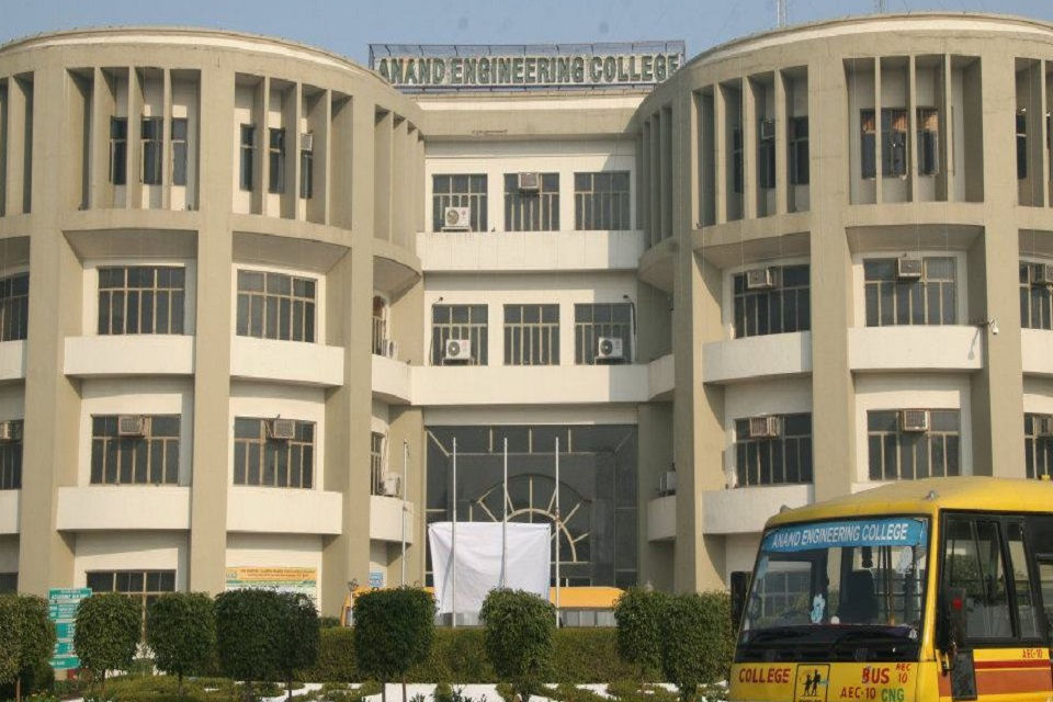 Anand Engineering College - [AEC], Agra