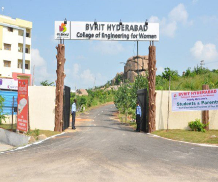 BVRIT Hyderabad College of Engineering for Women - [BVRITH], Hyderabad