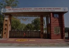 College of Home Science, Udaipur
