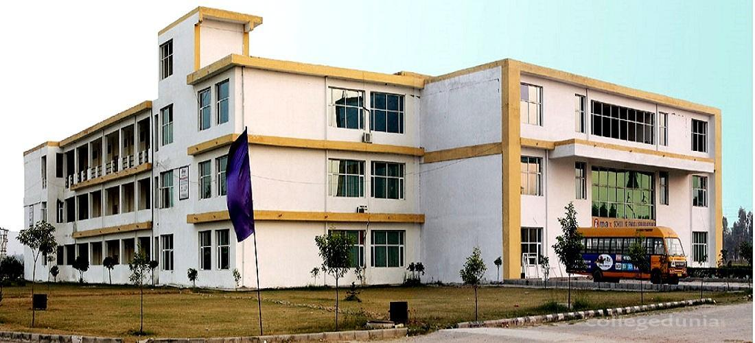 EMax School of Engineering and Applied Research, Ambala