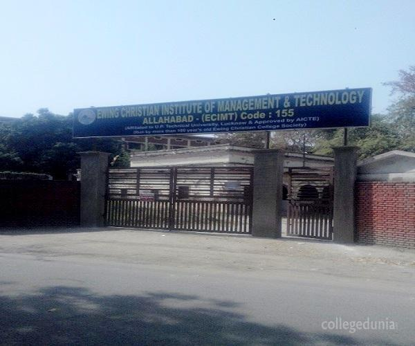 Ewing Christian Institute of Management & Technology - [ECIMT], Allahabad