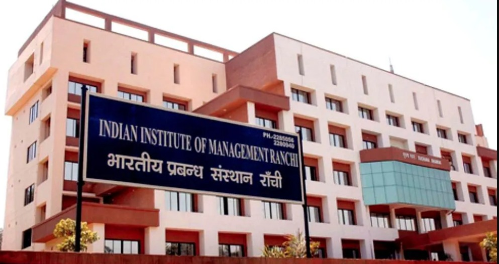 Indian Institute of Management [IIMR] Ranchi
