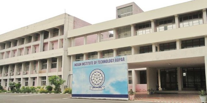 Indian Institute of Technology - [IIT], Ropar