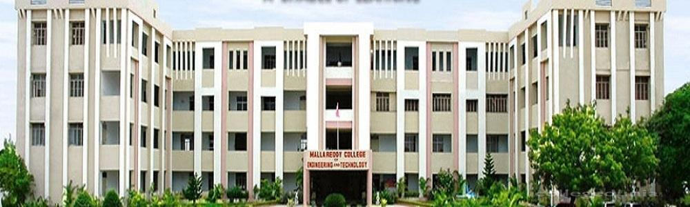 Malla Reddy College of Engineering and Technology- [MRCET], Hyderabad
