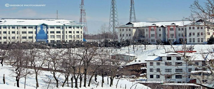 SSM College of Engineering and Technology - [SSM], Baramulla